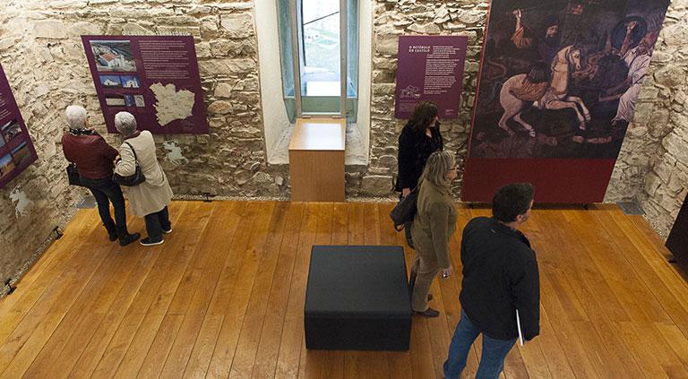Galeria do Castelo de Mértola